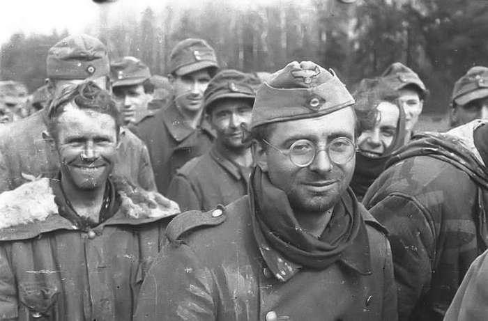 Как пленные немцы жили в СССР после войны