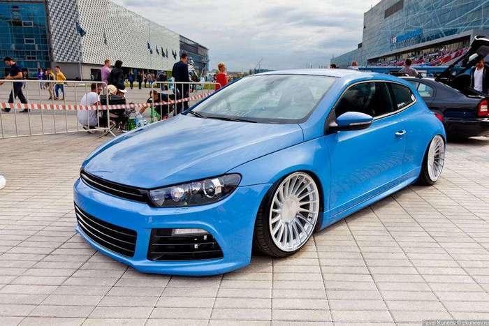 Выставка самых низких автомобилей России
