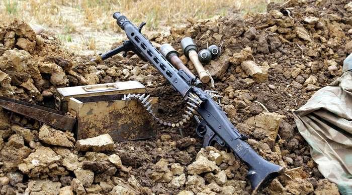 MG 42: лучший пулемет за всю историю войн