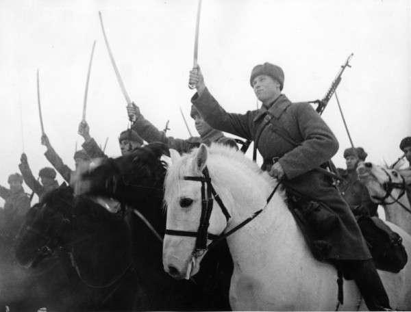 Красная конница против фашистских танков: как это было