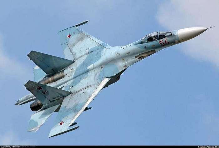 Су-35 и Су-27 получат дистанционное управление