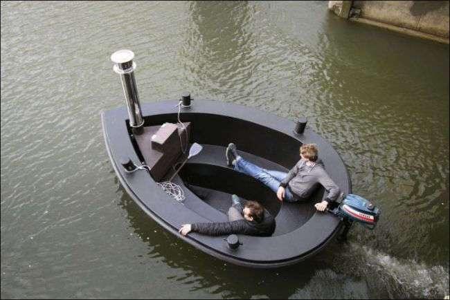 Чудо-лодка