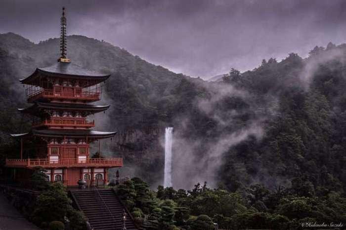 Япония в сезон дождей: фотографии, которые невозможно забыть!