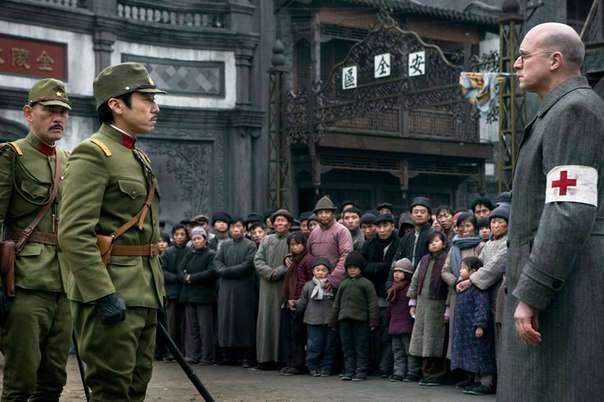 Живой Будда Нанкина. Как нацист спас тысячи жизней