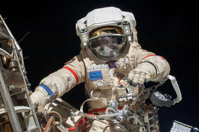 Каково это быть космонавтом