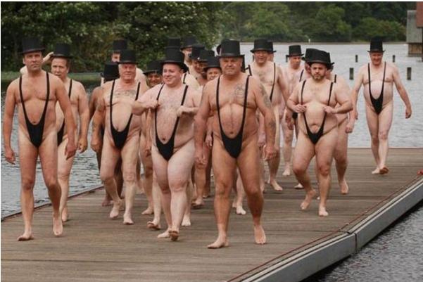 10 человек, неправильно выбравших купальный костюм