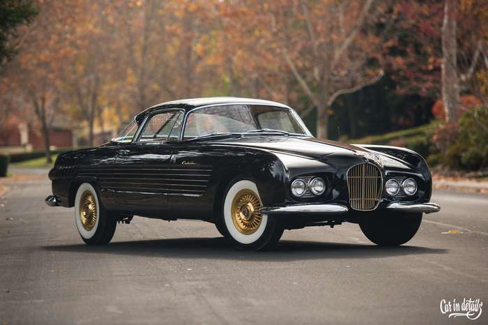 Cadillac Series 62 Coupe '1953 | Ghia