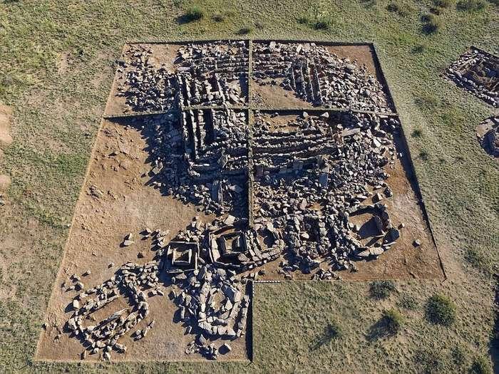 Ученые обнаружили в Казахстане пирамиду, которая опередила пирамиды Египта на 1000 лет
