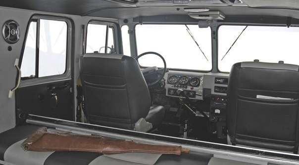 Вездеход ГАЗ-66