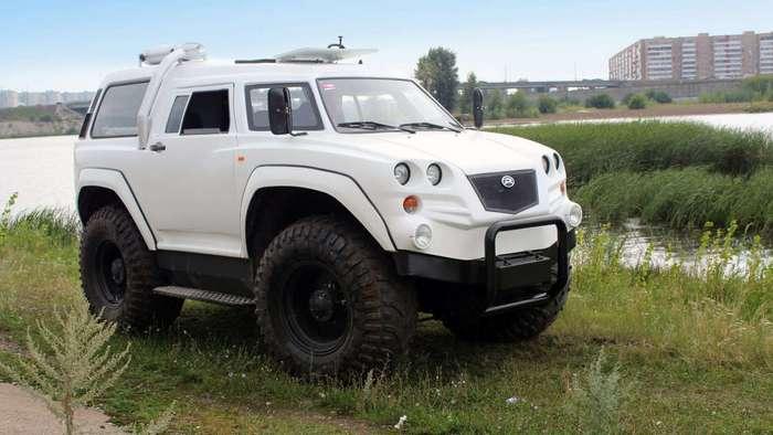 Малоизвестные автомобильные компании России