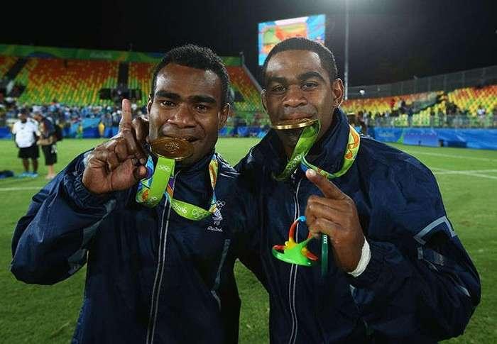 На Фиджи объявлен праздник в честь первой золотой медали на Олимпиаде
