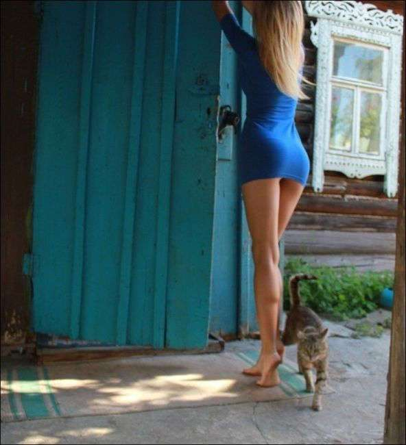 Обольстительные женские ножки