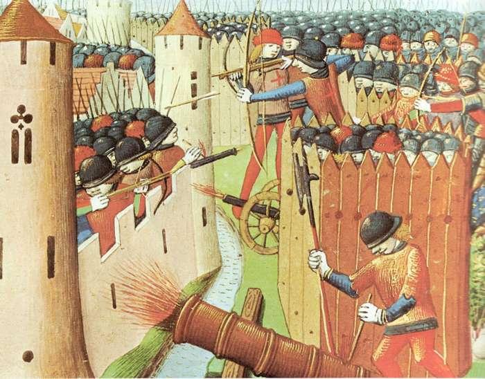 Самые неприступные крепости в истории