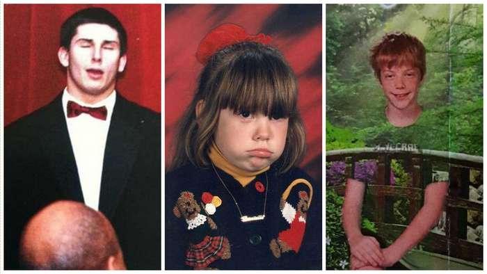 25 школьных фотографий, за которые родители отказались платить