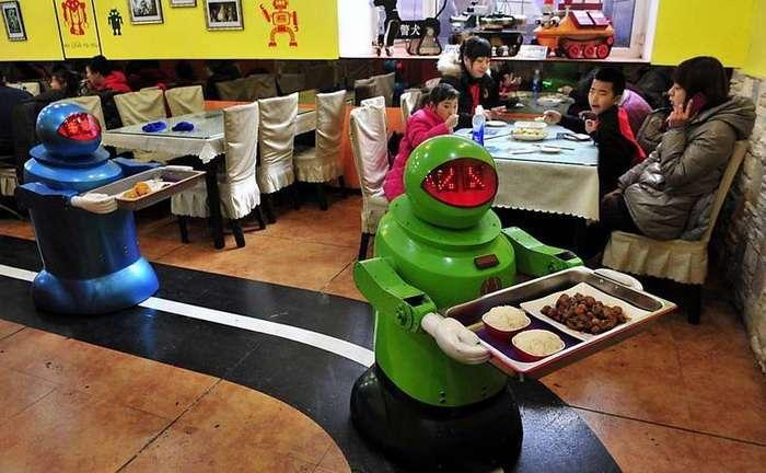 Необычные рестораны, визит в которые превращается в увлекательное приключение