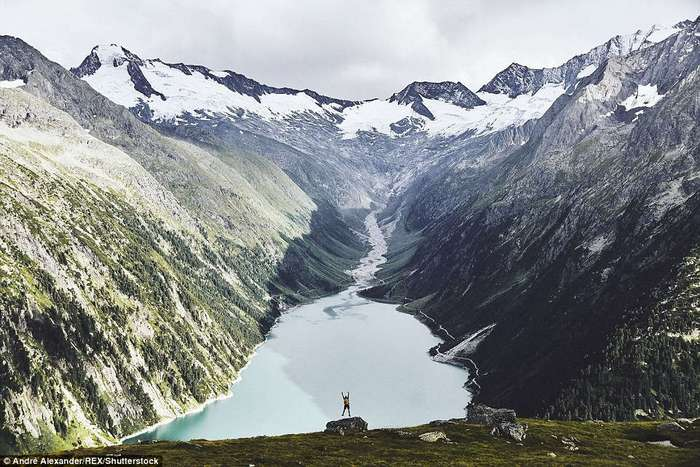 Европейские пейзажи, будто сошедшие со страниц волшебных сказок