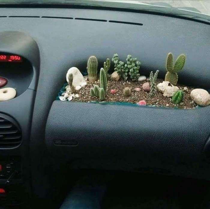 Автомобильный креатив