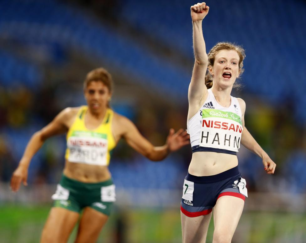 Самые невероятные моменты летних Паралимпийских игр 2016