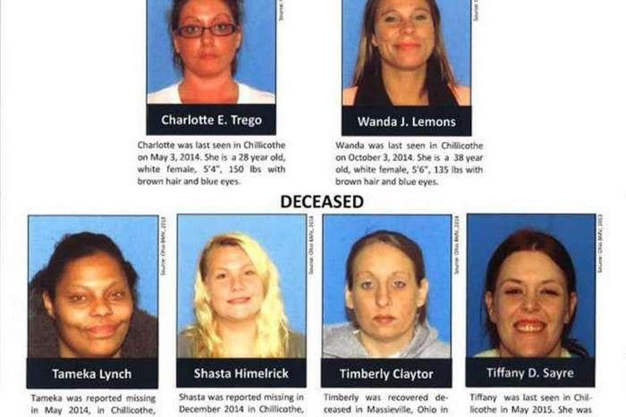 12 страшных серийных убийц, так и оставшихся безнаказанными