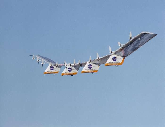 Самолёты необычных схем