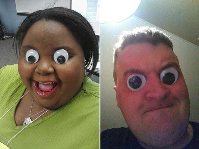 Игрушечные глаза меняют ВСЕ!