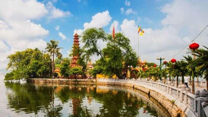 Красивые места Вьетнама