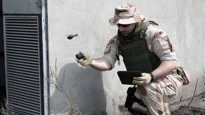 Армия США вооружит солдат карманными беспилотниками