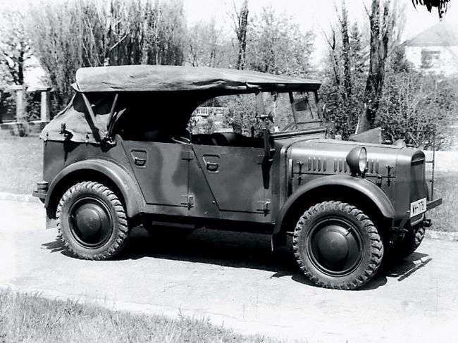 Война моторов: автомобили Второй мировой