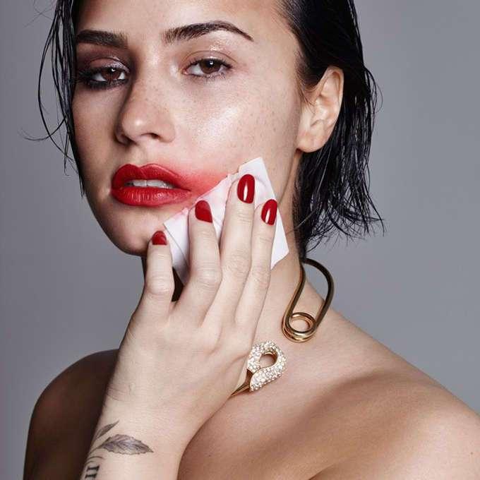 Деми Ловато (Demi Lovato) для Refinery 29