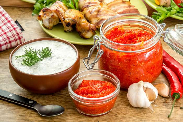 8 рецептов умопомрачительных соусов!