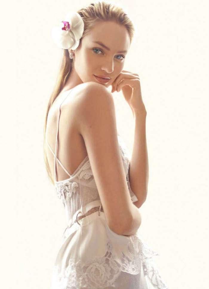 Кэндис Свэйнпоул (Candice Swanepoel) в Femina China