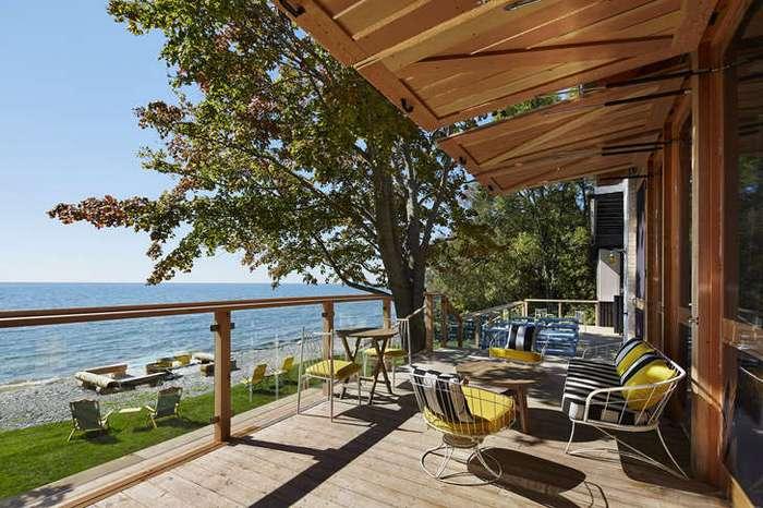Отель Drake Devonshire Inn на берегу озера Онтарио