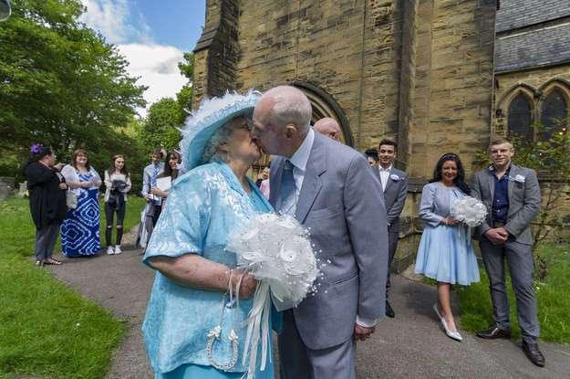 44 года в ожидании свадьбы