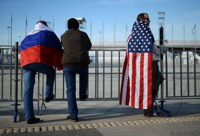 Чем русский друг отличается от американского друга