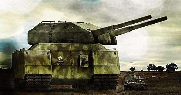 Танковая гигантомания