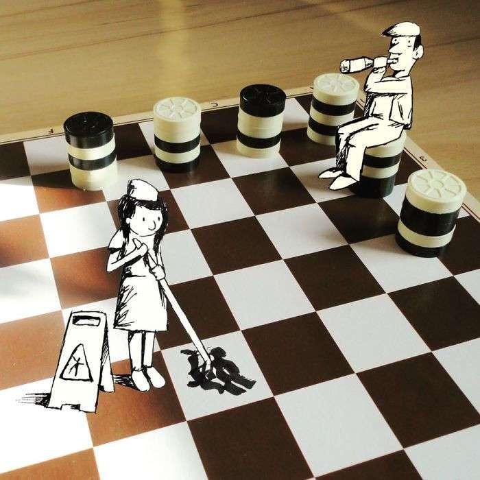 Игры с повседневностью