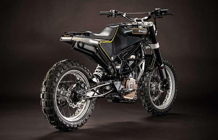 Husqvarna 401 Range: история о том, как крутая бензопила стала крутым мотоциклом