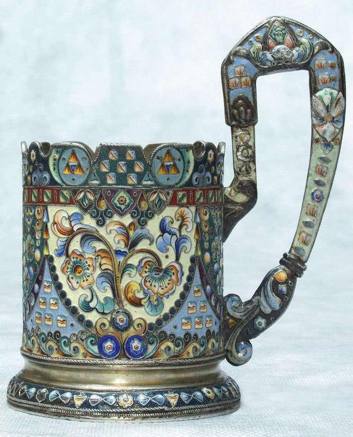 Чай с историей - подстаканники в традициях чаепития