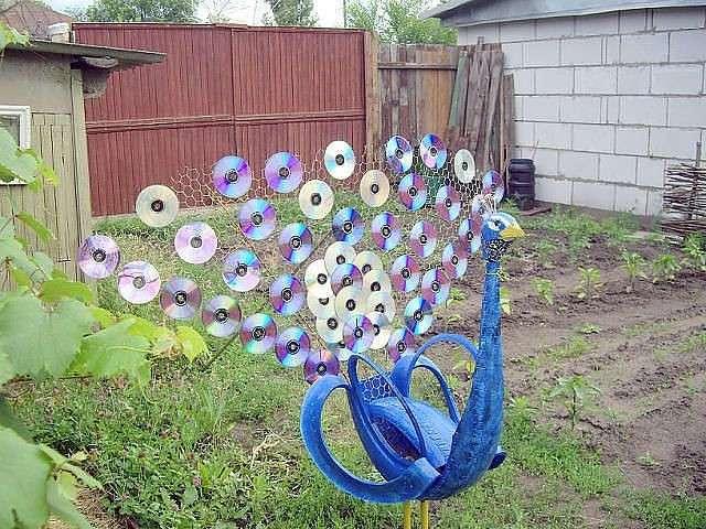 Полезные поделки своими руками для сада и огорода с