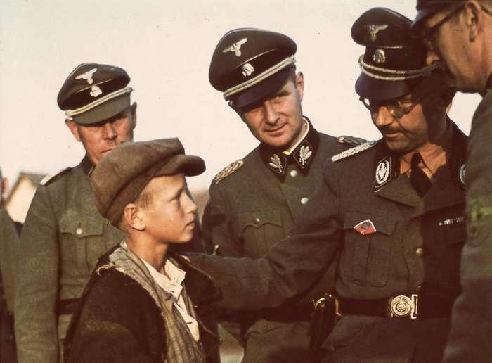 Советские дети-диверсанты на службе СС