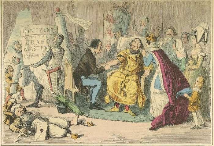 Кто лечил русских царей