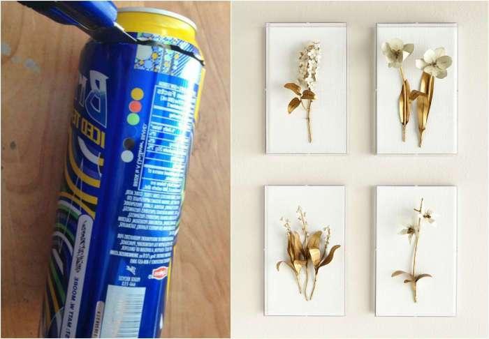 17 потрясающих изделий для дома, которые заставят иначе взглянуть на мусор