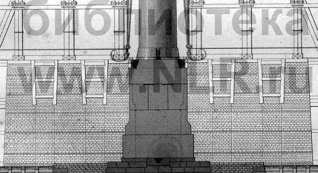 Теория Заговоров: циклопическое сооружение на месте Александровской колонны