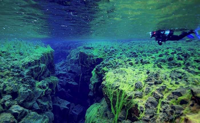 10 невероятных чудес укрытых толщей воды