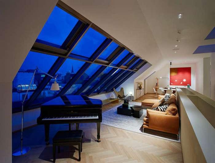 Престижные апартаменты в Лондоне