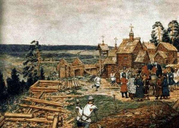 7 строительных обрядов на Руси