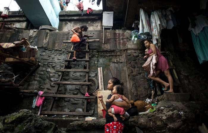 Тайфун «Сарика» на Филиппинах