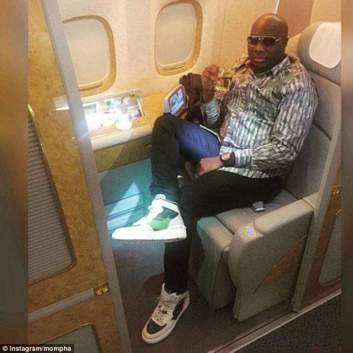 Богатенькие детки Нигерии