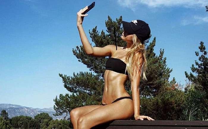 Советы от секс-символа Инстаграма: популярная модель рекомендует беспроигрышную диету!