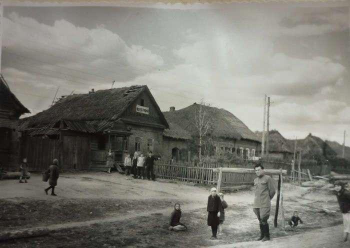 Как это было? Деревня в середине ХХ века